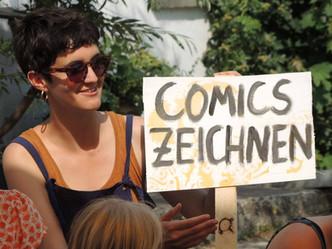 VORSICHT!LÖSUNGEN2: Comics zeichnen