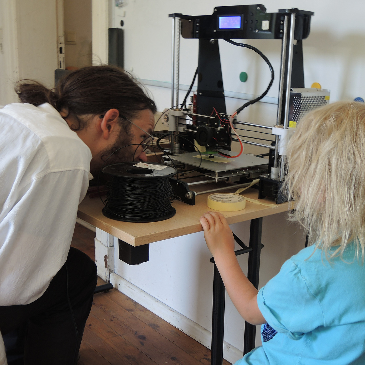 Arwed Wetzel, 3D-Drucken