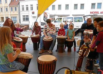 Fest der Kulturenin Bützow