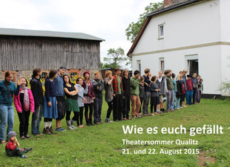 Theater Sommer Qualitz
