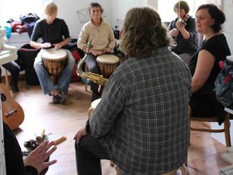 VORSICHT!LÖSUNGEN - Allerhand ansteckende Ansätze: #Improvisationsworkshop