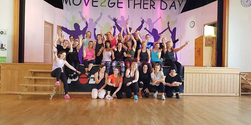 move2gether Day  Der Fitness Event am 22.03.20