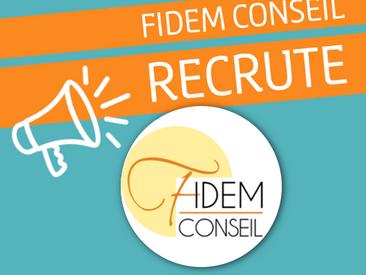 Fidem Conseil recrute un Gestionnaire de paie H/F en CDI - Brive la Gaillarde