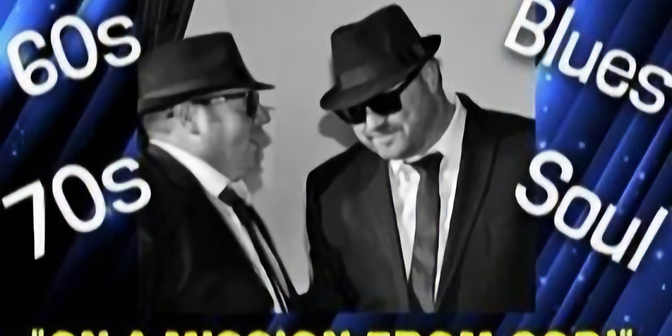 The Newcastle Blues Brothers