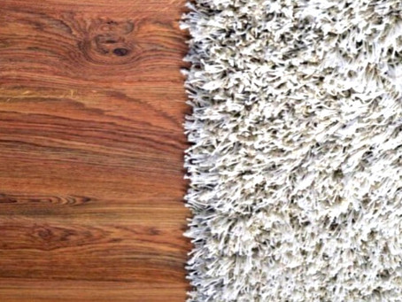 The benefits of real oak flooring over carpeting