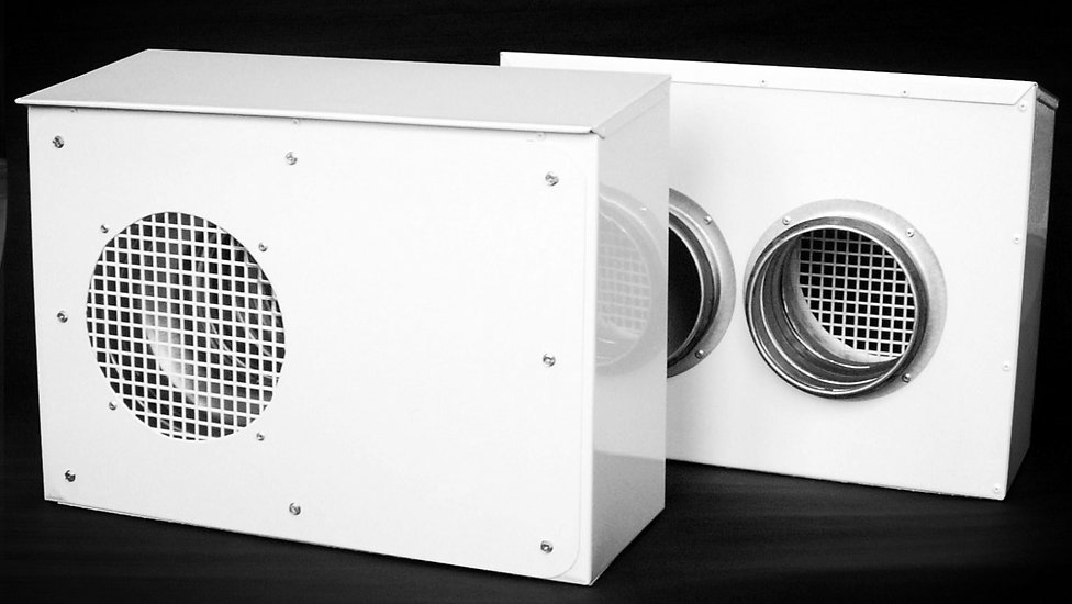 Kombidon från Kuben Ventilation