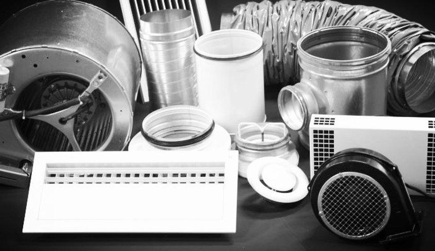 Kuben Ventilation ventilationsprodukter