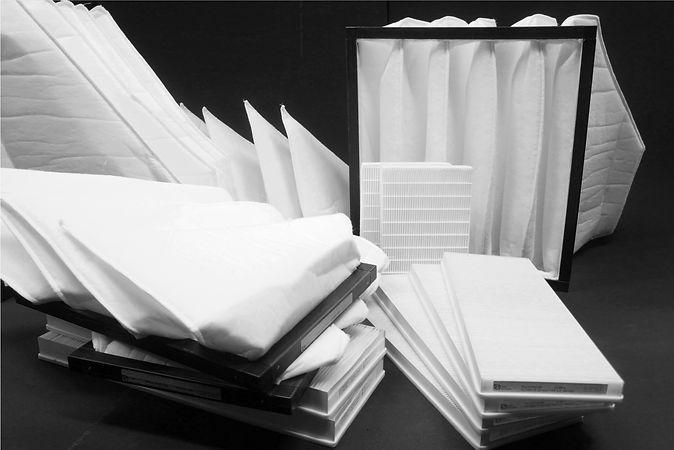 Kuben Ventilations originalfilter till ventilationsaggregat