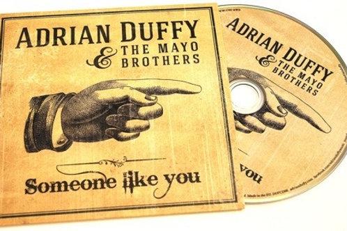 CD/DVD in Printed Cardboard Wallets