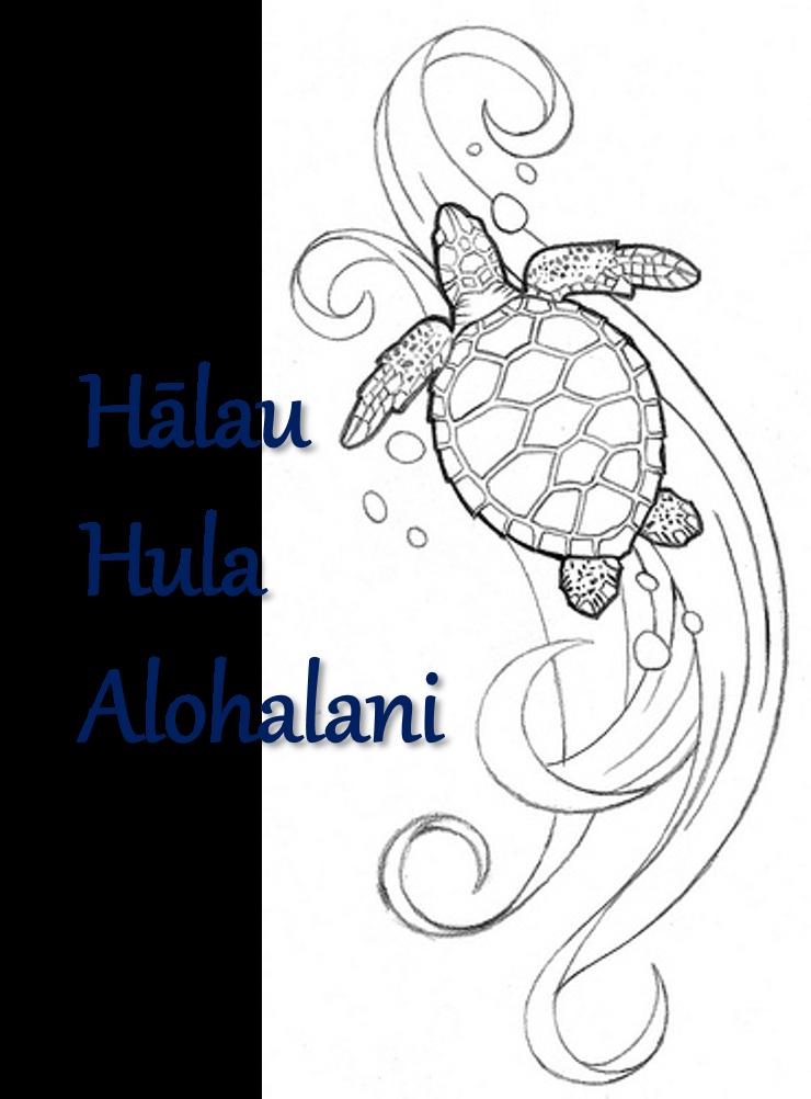 Halau Hula Alohalani