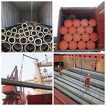 中国材の輸入