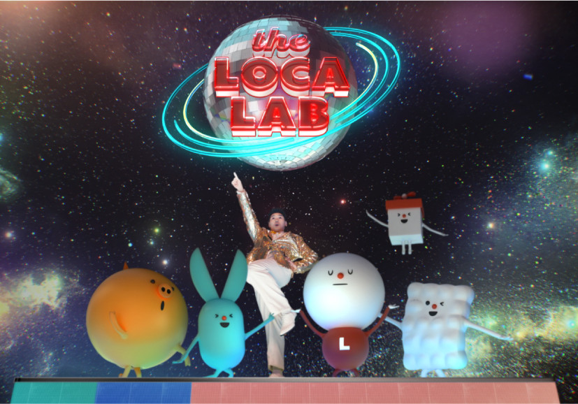 ​THE LOCA LAB