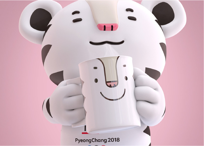 PYEONGCHANG OLYMPIC OFFICIAL STORE
