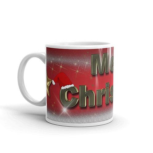 """Mug """"Merry Christmas"""""""