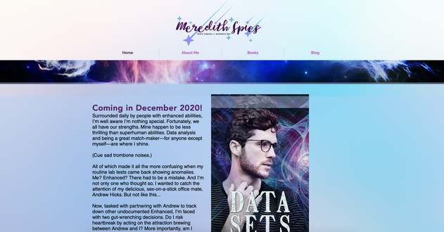 Meredith Spies' Website