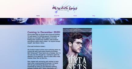 Meredith Spies' Website
