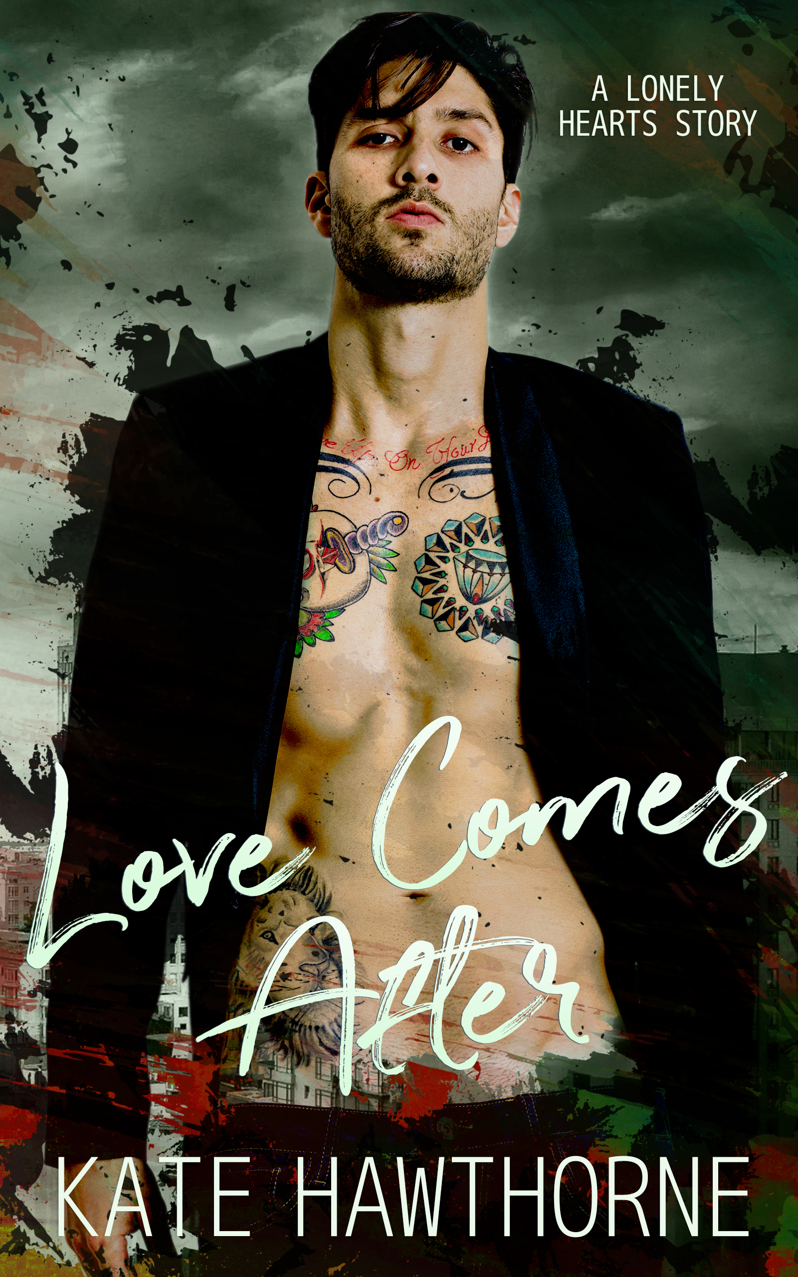 Love Comes After eBook Cover
