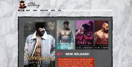 E.M. Lindsey's Website