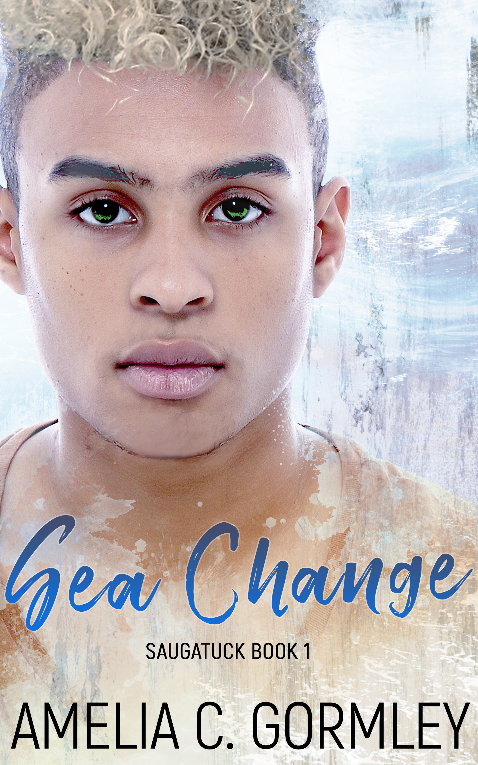 Sea Change eBook Cover