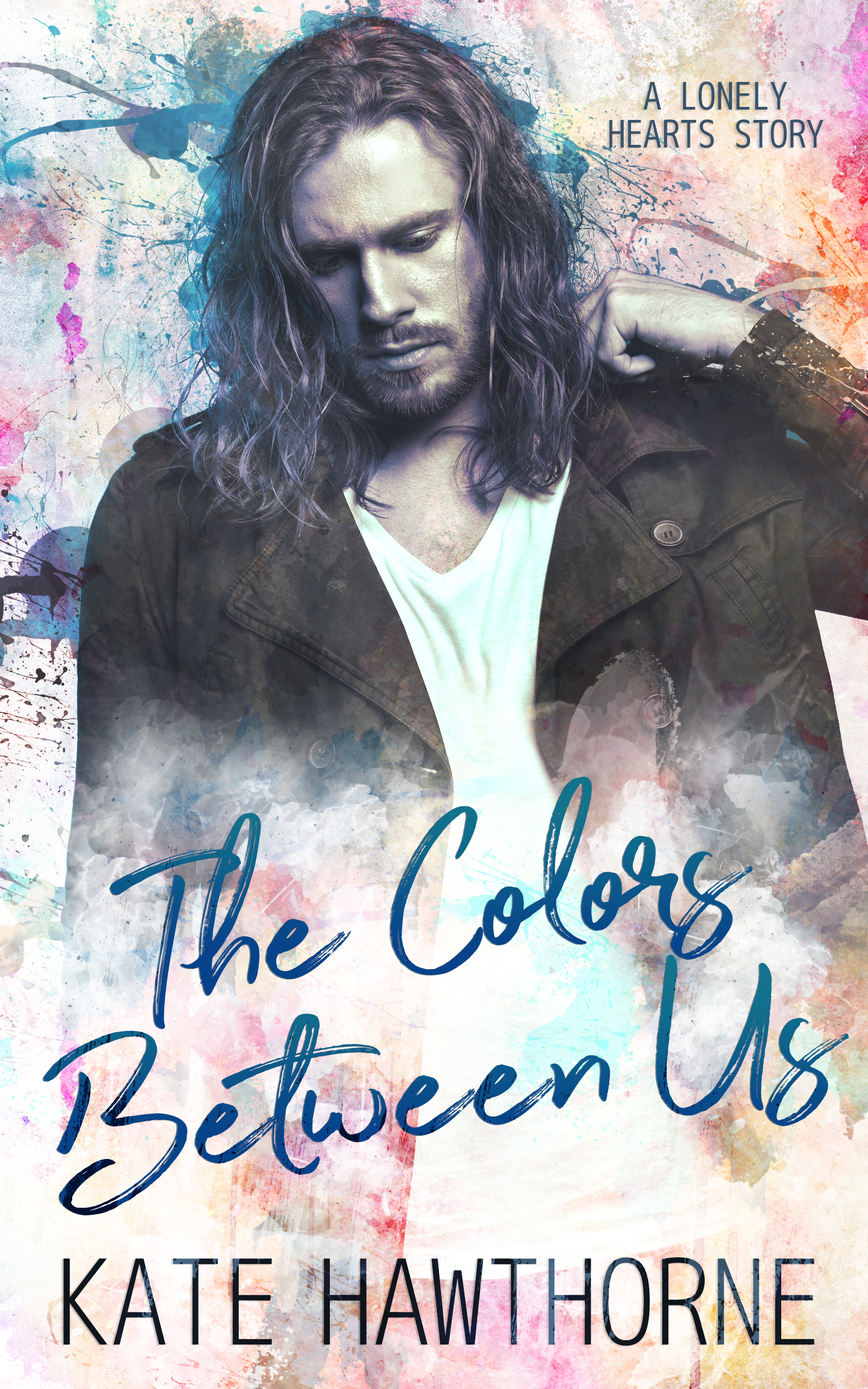 The Colors Between Us eBook Cover