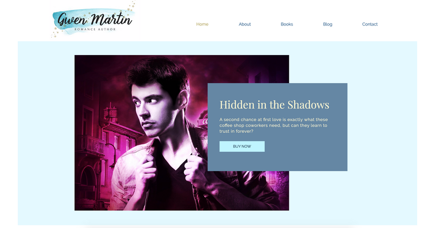 Gwen Martin's Website