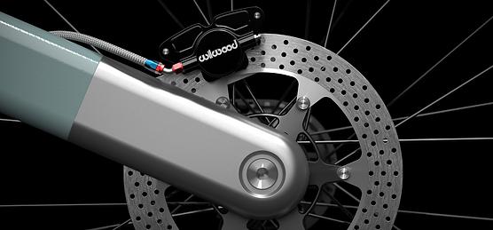 système de frein wilwood de vélo design