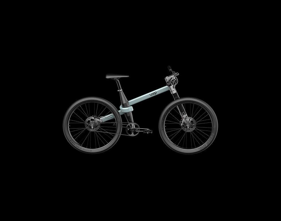 Vélo urbain design et moderne