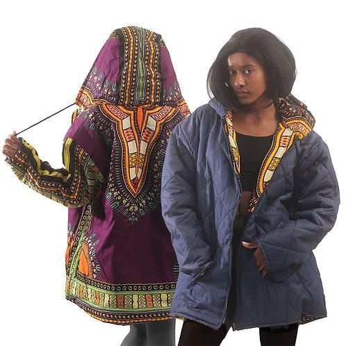 Traditional Reversible Jacket