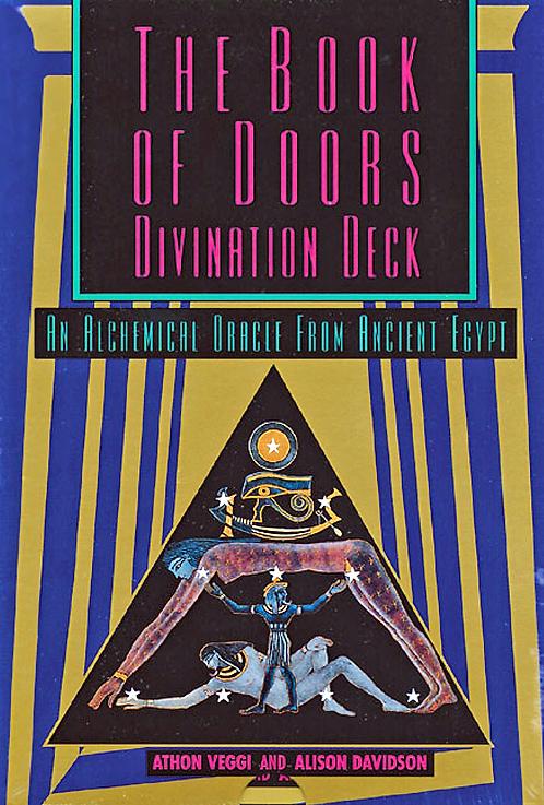 Book of Doors Book & Cards