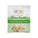 Aura Cacia Ginger & Mint Foam Bath