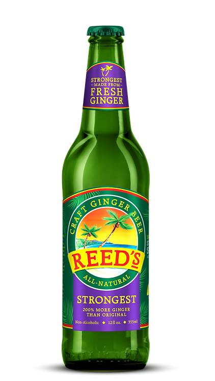 Stronger Ginger Beer