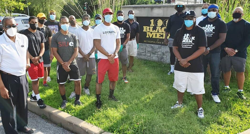 100 BLACK MEN OF METRO ST. LOUIS