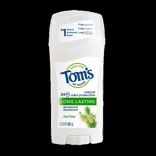 Tom's Long Lasting Tea Tree Natural Deodorant