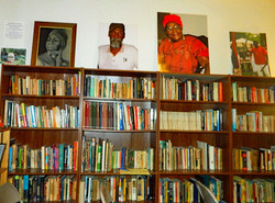 Frances Jarnegan African Library - Resou