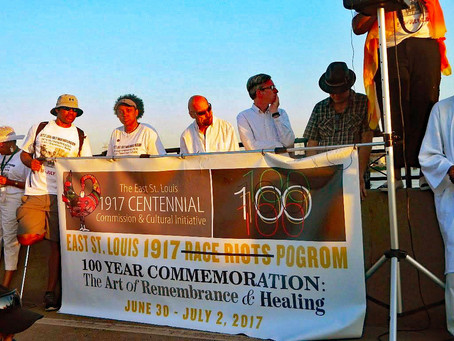 100th Commemoration of ESTL Race Riots (reprinted)