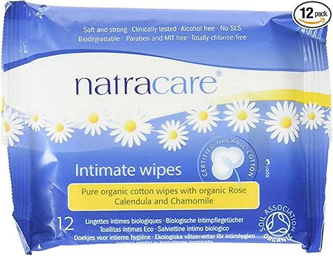 Natracare Intimate Wipes
