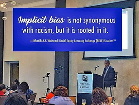 Waheed Featured Speaker at Florida Institute for Child Welfare: A Symposium on Racial Equity