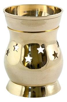 Star Brass Aroma Lamp
