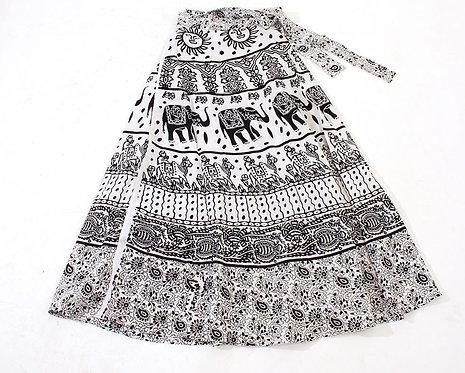 Traditional Wrap Around Skirt