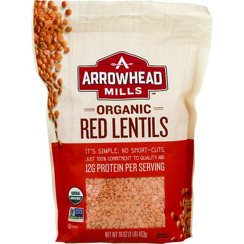 Arrowhead Red Lentils