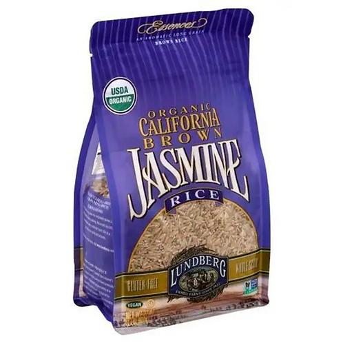 Lundberg Jasmine Brown Rice