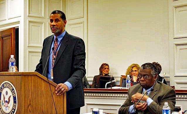 congressional briefing speaker - Waheed