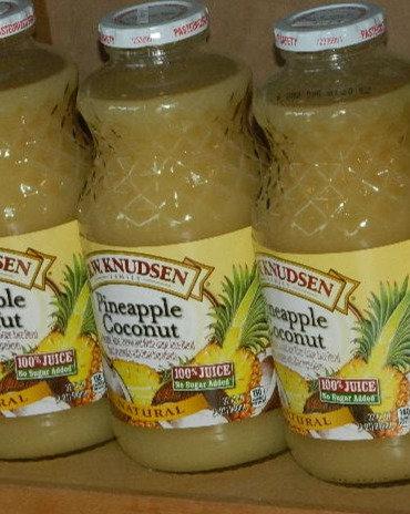 Pineapple Coconut Juice