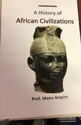 A HISTORY OF AFRICAN CIVILIZATION