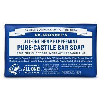 Dr. Bronner's Pure Castille Bar Soap