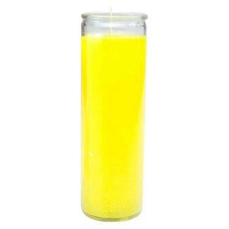 7 Day Yellow Candle