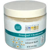 Tranquility Chamomile Aromatherapy Mineral Bath