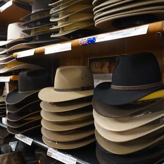 Aussie Bush Hats
