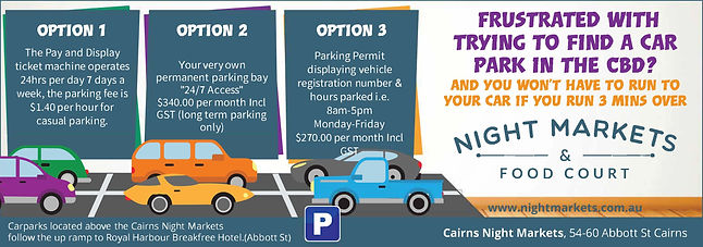 Cairns Night Markets parking-2020.jpg
