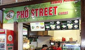 Pho Street Cairns Food